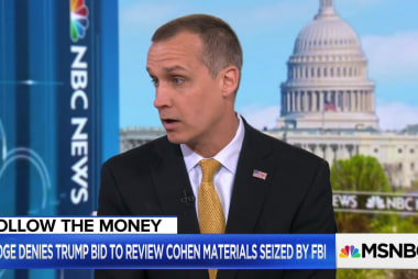 Lewandowski recants his claim about Comey and Boston bombings
