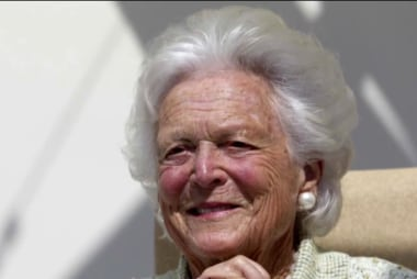 Remembering the life and legacy of Barbara Bush