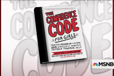 'The Confidence Code' returns 'For Girls'