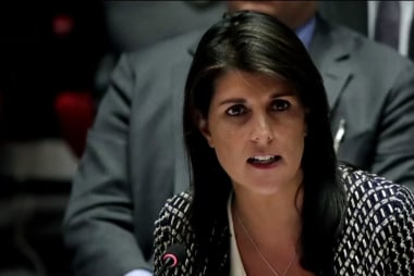 'Nikki Haley did not go rogue'