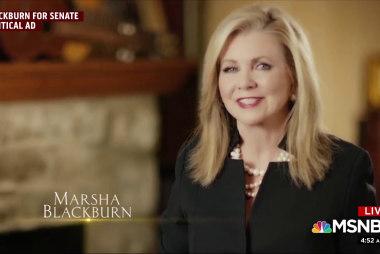 GOP candidates adopt Trump's brash style in ads