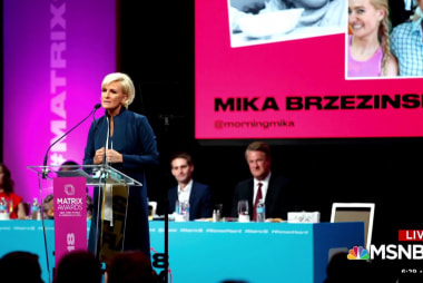 Mika honored at 2018 Matrix Awards