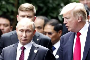 Putin visit to WH makes Trump look weak: McFaul