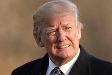 Trump thanks poll, creates a new Obama nickname