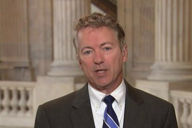 Sen. Paul explains his shift in vote for Pompeo