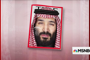 Time digs into rise of the Saudi crown prince