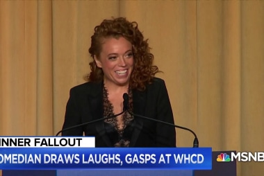 Dissecting the nuances of Michelle Wolf's WHCD jokes