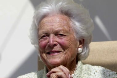 'She was a force': Former WH chief of staff for President George W. Bush on Barbara Bush