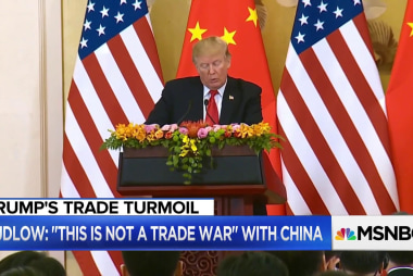 Chang: Tariffs are good because 'we need to do something'