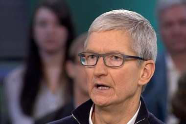 Why does Apple's Tim Cook think that everyone must code?