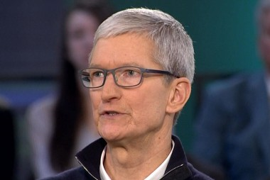 Apple's Tim Cook reveals what workers must embrace to 'do incredibly well'