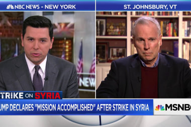 Amb. Ford: Strikes in Syria may increase Russian influence