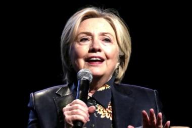 Republicans running against Hillary Clinton again in 2018 campaign ads