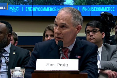 Costello: 'Jury is still out' on how White House will handle Pruitt