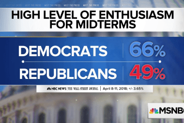 GOP Pollster: 'Massive warning signs' for Republicans