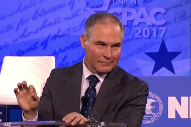 Pruitt's problems piling up