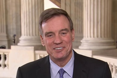 Full Warner interview: More known-knowns in Russia investigation