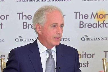 Meet the Midterms: Corker goes rogue in endorsement for Tennessee Senate race