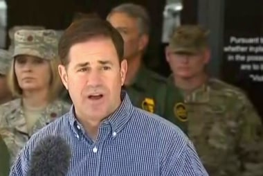 Meet the Midterms: Arizona's Republican Governor Doug Ducey has both a challenge and a challenger