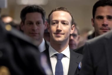 How critical is Mark Zuckerberg's hearing on Capitol Hill?