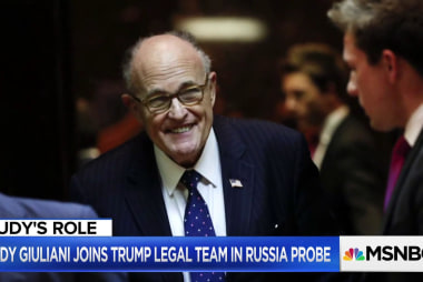 Jacobovitz: If Giuliani ends Mueller probe 'we need to send him to the Middle East'