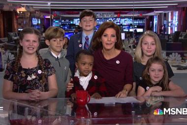 #GoodNewsRuhles: Take your kids to work day