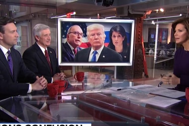 Fmr Chief of Staff: There's a 'communications problem inside the WH'