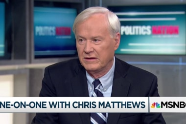 Rev. Al Sharpton goes one-on-one with Chris Matthews