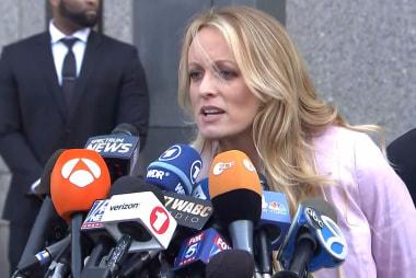 Stormy Daniels, Attorney slam Michael Cohen following court hearing