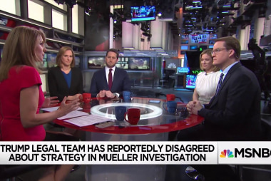 Was Trump's lashing out prompted by news he is 'subject' of Mueller probe?