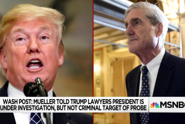 What Mueller's expected 'report' could mean for Trump