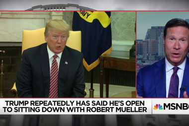 Fmr. U.S. attys & Fmr. Sr. FBI official: Trump may (inadvertently) lie with Mueller
