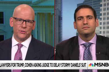 Why Stormy Daniels' suit complicates Michael Cohen's legal options in criminal case