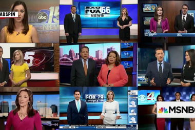 Are the Sinclair broadcasting messages a threat to the free press?