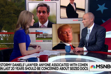 """Stormy Daniel's atty: """"little to no doubt"""" Michael Cohen will be indicted"""