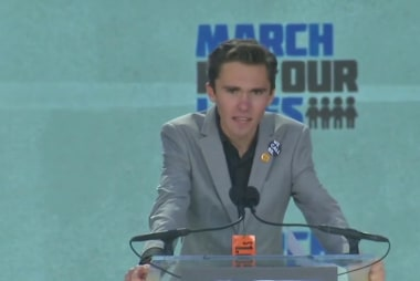 Parkland student's call to action inspires town halls across country