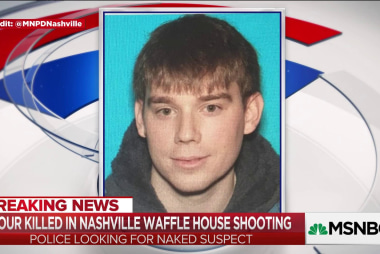 BREAKING: Four dead in Nashville shooting, suspect at large