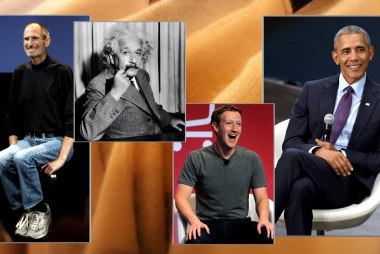 Steve Jobs, Mark Zuckerberg and Barack Obama have all worn work uniforms
