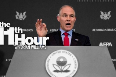 EPA boss Pruitt stumbles through FOX News interview on scandals