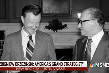 The life of Zbigniew Brzezinski examined in new book