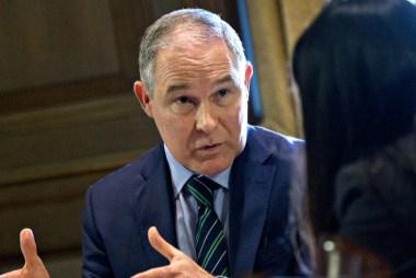 Former EPA official: Scott Pruitt is a liar