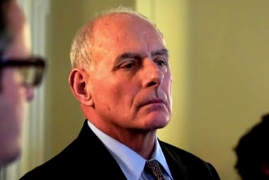 "Kelly: Trump ""embarrassed"" by Mueller's investigation"