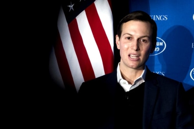 Is Jared Kushner in legal jeopardy?