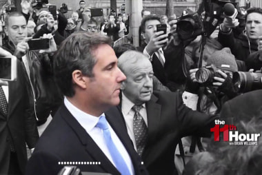 Trump attorney Cohen denies some claims made by Stormy's lawyer