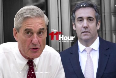 Mueller's digging into payments received by Trump lawyer Cohen