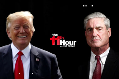 Trump using conspiracy theories to attack Mueller investigation