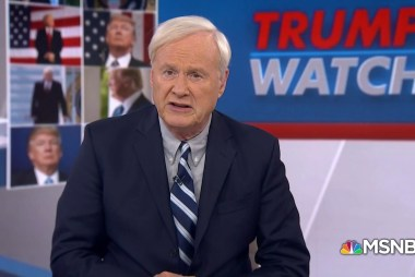 Matthews: Trump has to face the truth and meet with Mueller