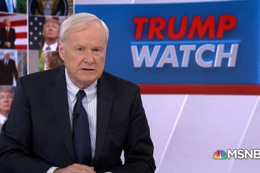 Matthews: Trump will do nothing on school shootings