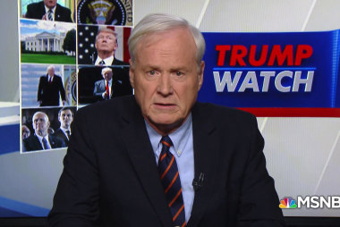 Matthews: Trump is attacking govt institutions to save his own skin