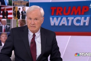 Matthews: Trump appealing to 'birther' base with comments on Roseanne